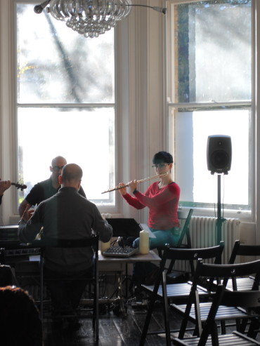 JULIO D'ESCRIVAN AND ENSEMBLE KLEM AT THE BALDWIN, THE S´EANCE PROJECT: INTERVENTIONS ON RAVEL