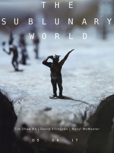 PRESS RELEASE : THE SUBLUNARY WORLD