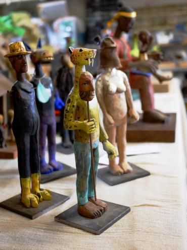 WORTHY OF BELIEF: THE MESTIZO ART OF CARLOS ZAPATA